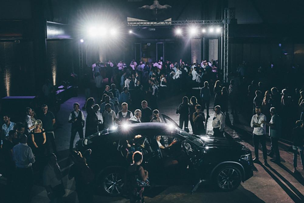Birindelli BMW – Evento X4